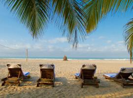 Gitana del Mar Boutique Beach Resort, Buritaca