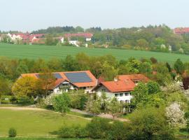 Ferienhaus Schwarz´n Hof, Bad Griesbach (Bayerbach yakınında)