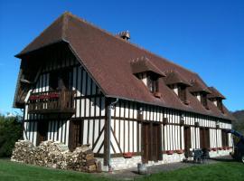 Hameau Pottier, Conteville (рядом с городом Saint-Sulpice-de-Grimbouville)