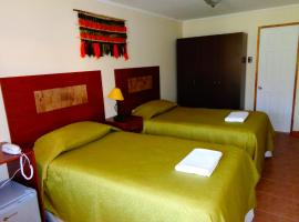 Hotel Monte Cordillera, Monte Patria (Quintalito yakınında)