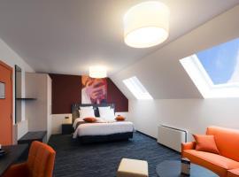 Orange Hotel La Louvière, La Louvière