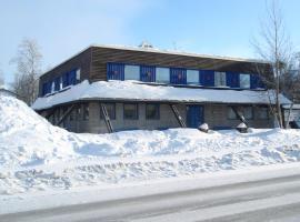 Hotell Samegård, Kiruna