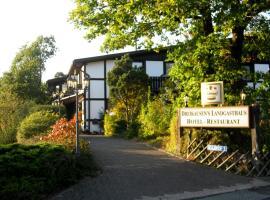 Dreikausens Landgasthaus Wildhof, Cleeberg (Espa yakınında)