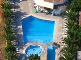 Faliro Hotel, Фалираки