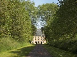 Château de Béneauville, Bavent (рядом с городом Bréville-les-Monts)