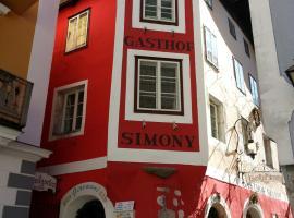 Gasthof Simony Hallstatt