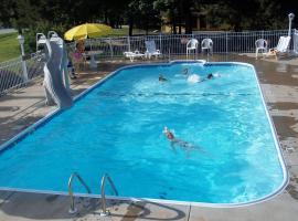 Golden Arrow Resort, Branson (in de buurt van Kimberling City)