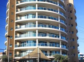Sails Apartments, Forster
