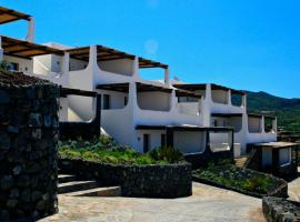 Kuddie Rosse Eco-Friendly Residence, Pantelleria