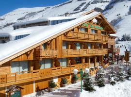 Hotel Les Mélèzes