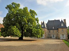 Château du Riau, Villeneuve-sur-Allier (рядом с городом Toury-sur-Jour)