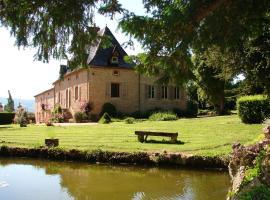 Gentilhommière de Collonges, Prissé (рядом с городом Davayé)