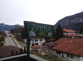 Haus Alpenfriede, Maurach