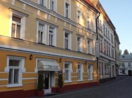 Hotel Trumf, Mladá Boleslav (Kosmonosy yakınında)