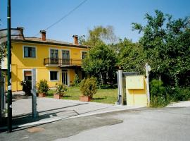 Bed and Breakfast Casa del Miele, Tessera (Noghera yakınında)