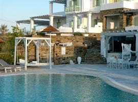 Anthea Hotel, Tinos