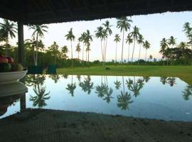 Ifiele'ele Plantation, Maauga (Near Savaii)