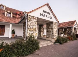 Hotel Maroli Mikulov