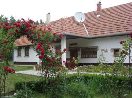Cinege Vendégház, Bugac (рядом с городом Fulopjakab)