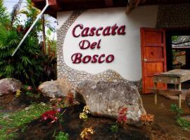 Cascata Del Bosco Cabinas, San Vito (Italcancori yakınında)