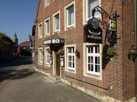 Hotel am Münstertor, Coesfeld (Holtwick yakınında)