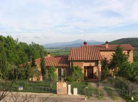 Villa Righino, Murlo