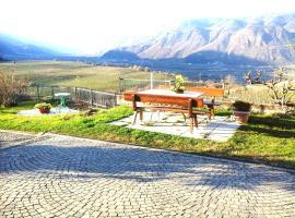 Landhaus Weingut, Cornaiano (Frangarto yakınında)