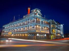 Billy Barker Casino Hotel, Кенель