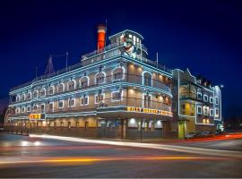 Billy Barker Casino Hotel, Quesnel