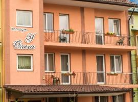 Hotel u Olega