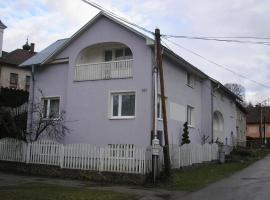 Privat Libuša, Liptovský Hrádok (in de buurt van Kráľová Lehota)