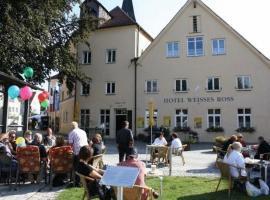 Weisses Ross Garni, Ichenhausen (Waldstetten yakınında)