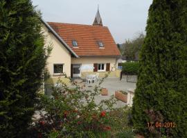 Au Pied du Chateau, Lichtenberg (рядом с городом Wimmenau)