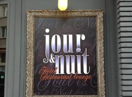 Hôtel Restaurant Jour & Nuit, Ле-Крёзо (рядом с городом Saint-Symphorien-de-Marmagne)