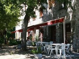 Auberge Du Bosquet, Санто-Пьетро-ди-Венако (рядом с городом Венако)