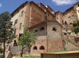 Al Tedesco, San Miniato (San Miniato Basso yakınında)