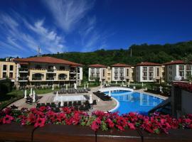 Pirin Park Hotel, Sandanski (Vikhren yakınında)