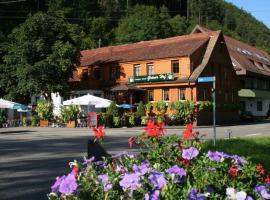 Grüner Hof, Zell am Harmersbach (Nordrach yakınında)