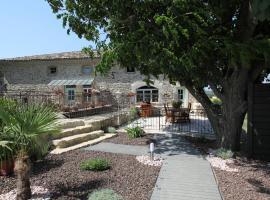 Le Moulin de Beaunette, Grane