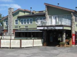 Hotel Motel La Marquise, Sherbrooke (Sawyerville yakınında)