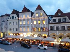 Stadthotel Styria, Steyr (Sankt Ulrich bei Steyr yakınında)