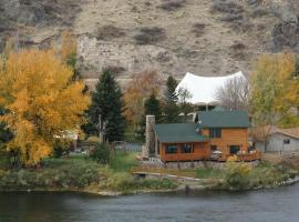 River's Bend Lodge, Cascade