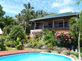 Muri Retreat Apartments, Rarotonga (Titikaveka yakınında)