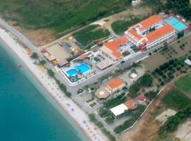 Zefiros Beach Hotel, Пифагореон (рядом с городом Psilí Ámmos)