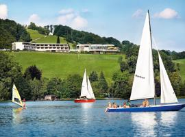 Landzeit Motor-Hotel Mondsee, Mondsee (Innerschwand yakınında)