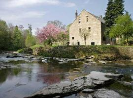 Dilston Mill B&B, Hexham (рядом с городом Corbridge)