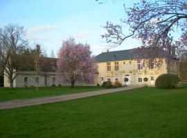 Chambres d'Hôtes Clos de Mondetour, Fontaine-sous-Jouy (рядом с городом Autheuil)
