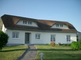 La Source Bleue, Абвиль (рядом с городом Neufmoulin)