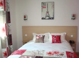 Azur Brit Hotel, Saint-André-de-la-Marche