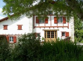 Maison Anderetea, Mendionde (рядом с городом Hasparren)